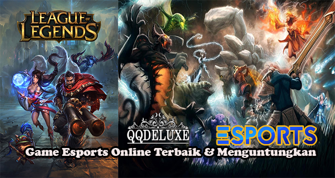 Game Esports Online Terbaik & Menguntungkan