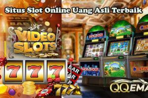 Situs Slot Online Uang Asli Terbaik